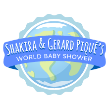 Shakira and Gerard's World Baby Shower